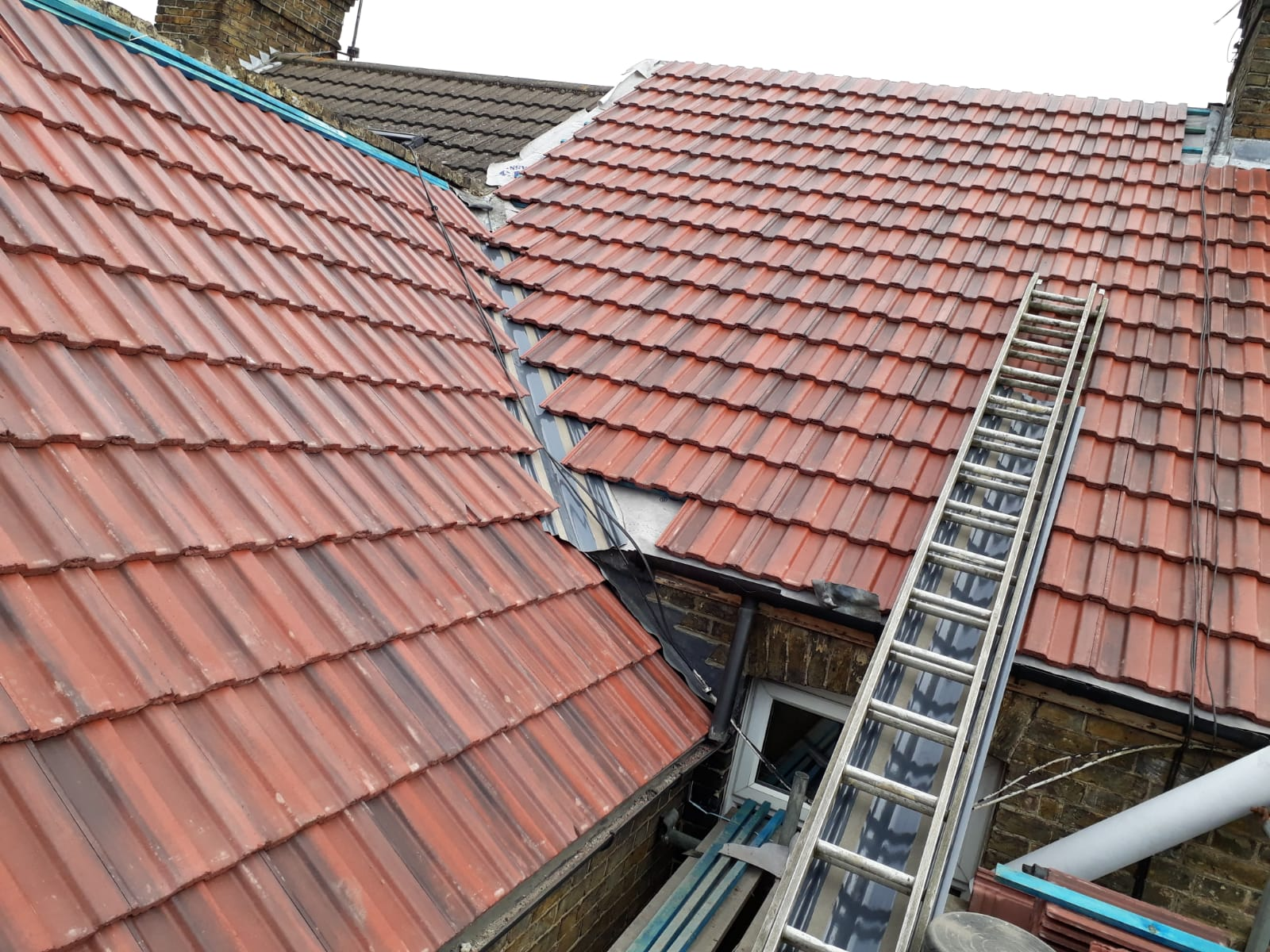 Roof Retile Sittingbourne Maidstone Faversham In Kent